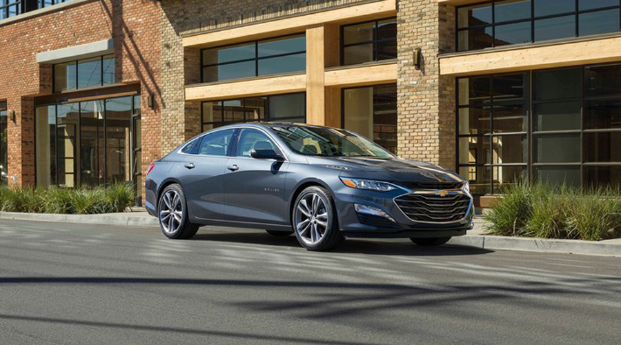 2019 Chevy Malibu Fleet